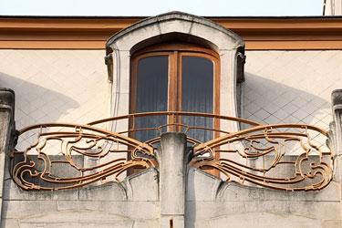 Arts et sciences au 19i me si cle - Art nouveau architecture de barcelone revisitee ...