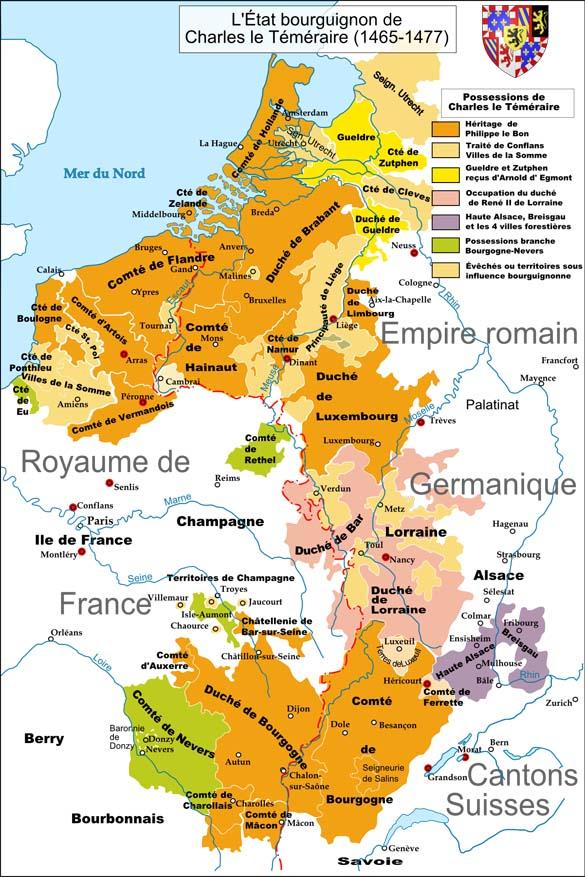 territoire anglais en france