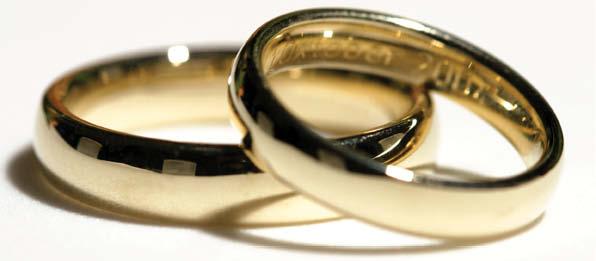 Le Mariage Et La Cohabitation Legale