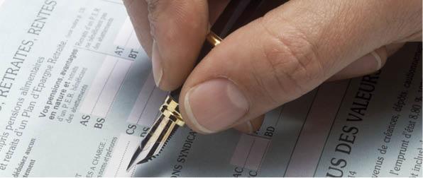 declaration revenus travailleur independant