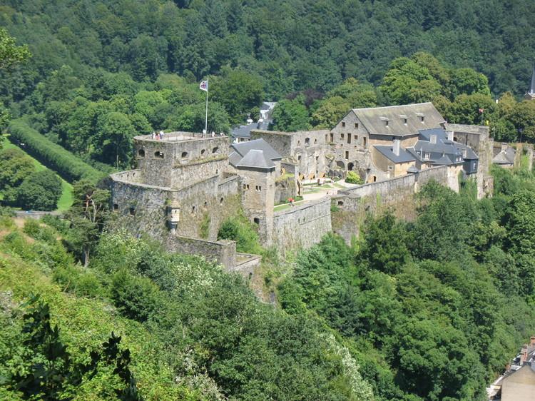 chateau fort de Bouillon