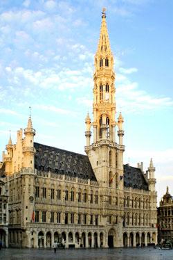 15e-siecle-architecture-Hotel de Ville de Bruxelles 01