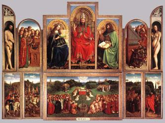 15e-siecle-peinture-van-Eyck