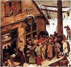16e siecle-peinture-brueghel detail