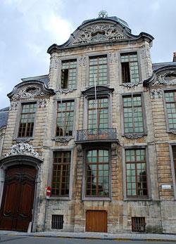 18e-siecle-archi-Gent Koninklijke Aca Nederlandse Taal-