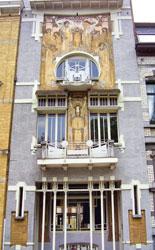 architecture-art-nouveau-Maison Cauchie