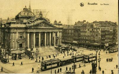 architecture-neo-classique-La Bourse