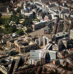 arch-apres2e-guerre-Quartier europeen