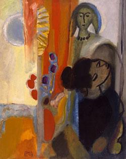 apres-guerre-jeune-peinture-belge-Jan-Cox