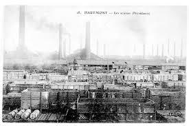 belgique industrielle