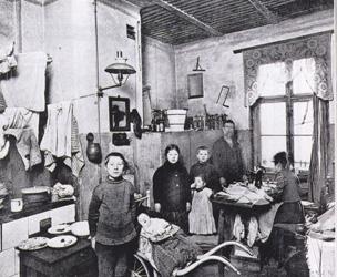 interieur ouvrier